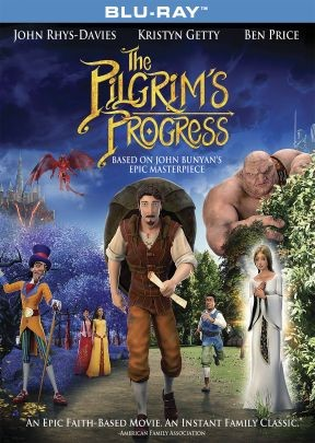 Pilgrim's Progress Blu-Ray DVD (Blu-ray)