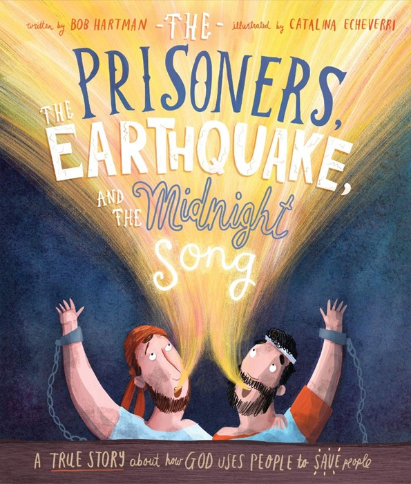The Prisoners Earthquake and the Midnight Song (Hard Cover)