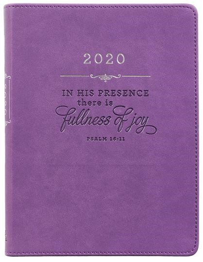 His Presence 2020 Daily Planner for Women (Imitation Leather)