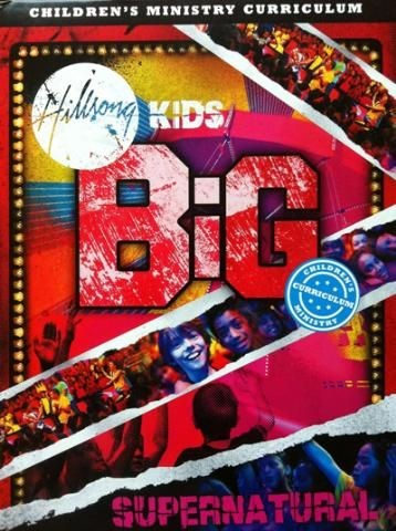 Hillsong Kids - BIG Supernatural Resource Kit (Kit)