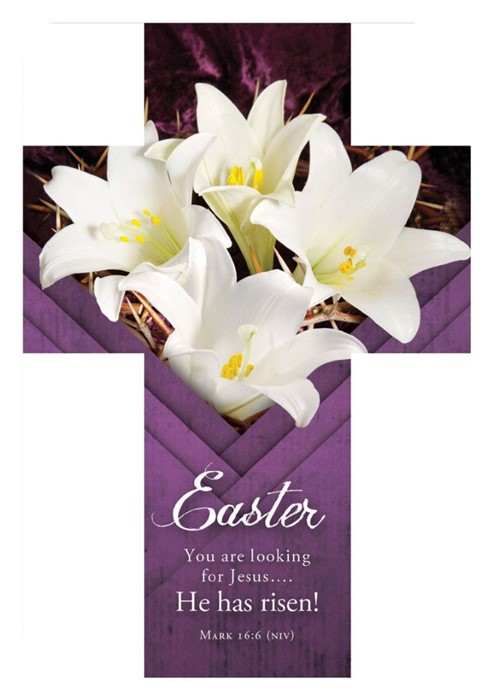 You are Looking for Jesus Easter Bookmark (pack of 25) (Bookmark)