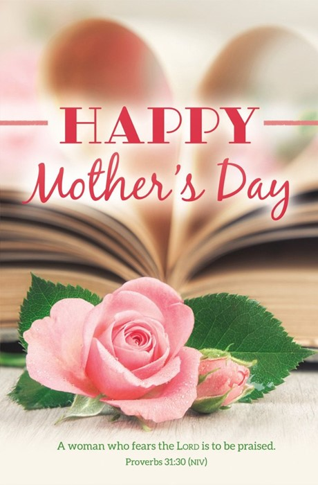 Happy Mother's Day Bulletin (pack of 100) (Bulletin)