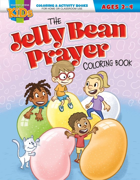 The Jelly Bean Prayer Coloring Book (Paperback)