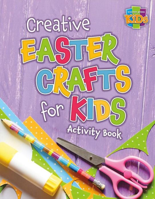 Creative Easter Crafts for Kids (Paperback)
