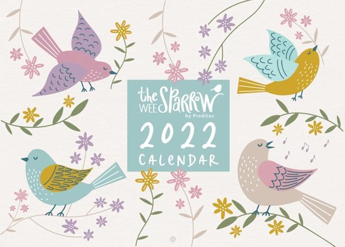 Preditos 2020 A4 Calendar (Calendar)