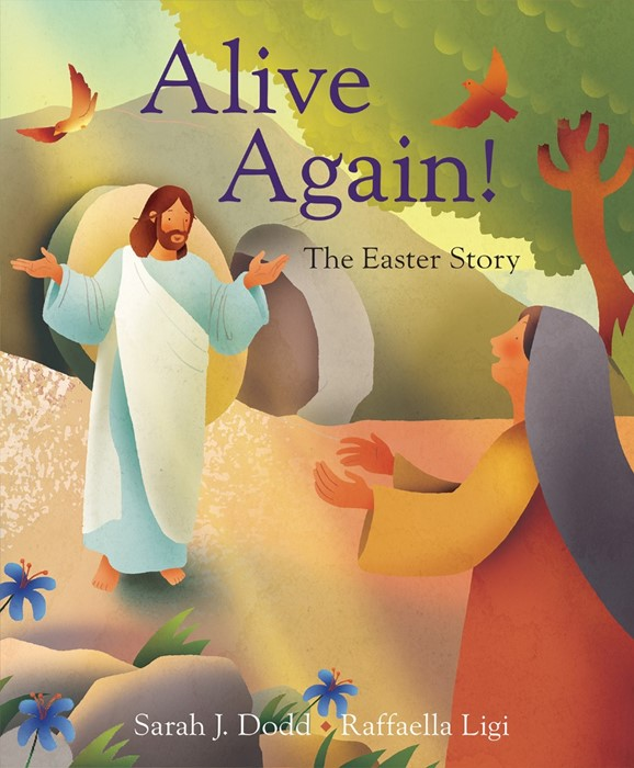 Alive Again! The Easter Story (Paperback)