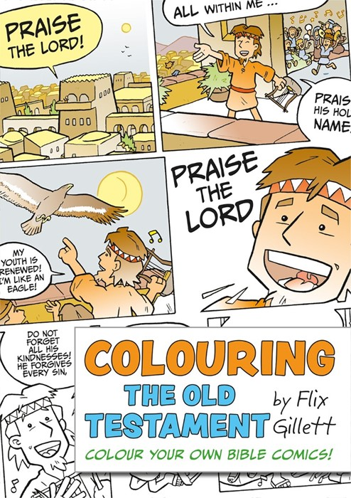 Colouring The Old Testament (Paperback)