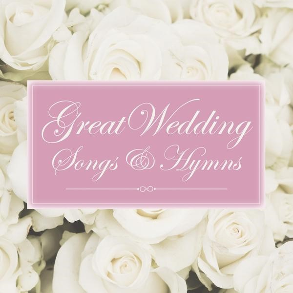 Great Wedding Songs & Hymns CD (CD-Audio)