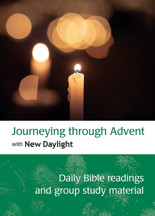 Journeying through Advent with New Daylight (Paperback)