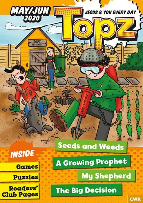 Topz May/Jun 2020 (Paperback)