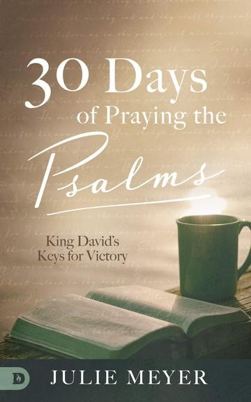 30 Days of Praying the Psalms (Hard Cover)