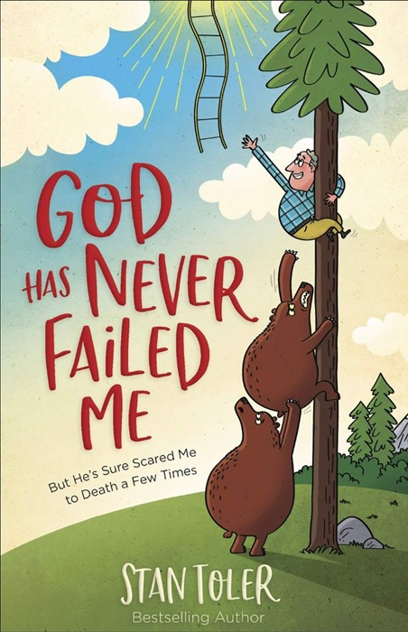 God Has Never Failed Me (Paperback)
