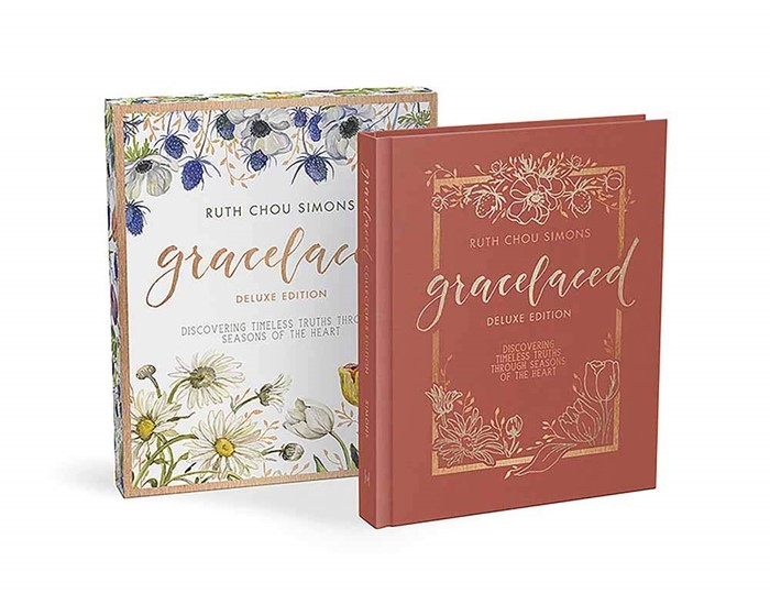 GraceLaced Deluxe Edition (Hard Cover)