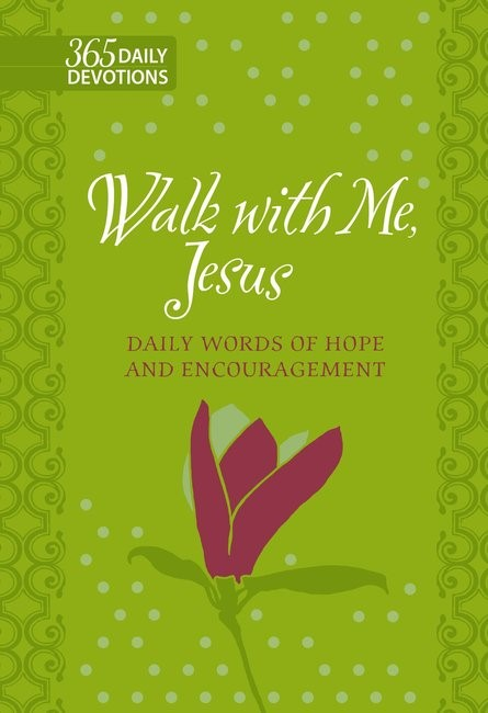 Walk with Me, Jesus (Imitation Leather)