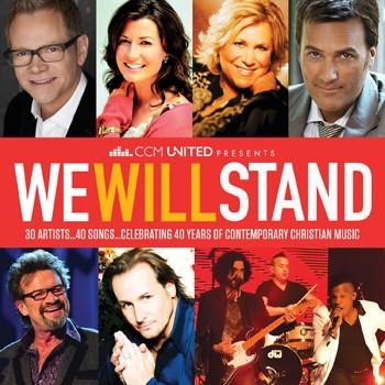 We Will Stand CD (CD-Audio)