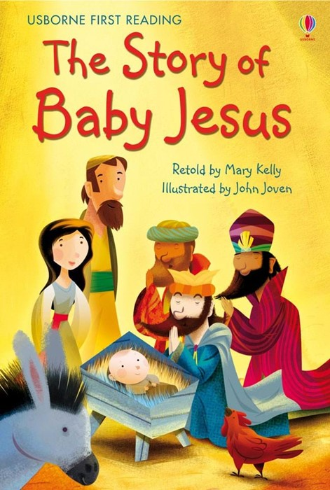 The Story of Baby Jesus (Paperback)