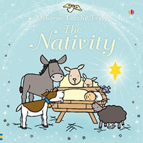 The Nativity (Board Book)