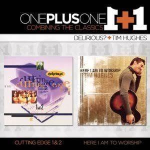 Cutting Edge 1&2 / Here I Am to Worship CD (CD-Audio)