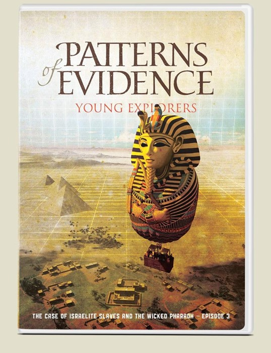 Patterns of Evidence: Young Explorers, Episode 3 (DVD)