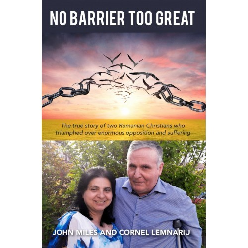 No Barrier Too Great (Paperback)