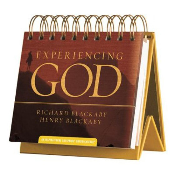 Day Brightener: Experiencing God (Spiral Bound)