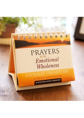 Day Brightner: Prayers/Emotional Wholeness (Spiral Bound)