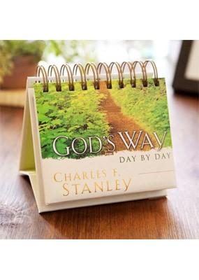Day Brightner: God's Way (Stanley) (Spiral Bound)
