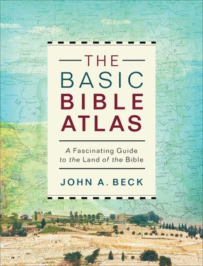 The Basic Bible Atlas (Paperback)