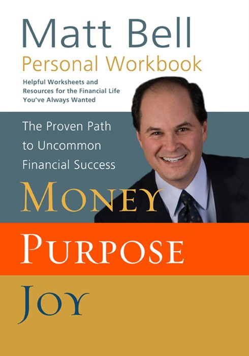 Money, Purpose, Joy Personal Workbook (Paperback)