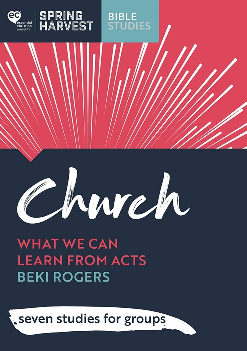 Church: What We Can Learn from Acts (Paperback)