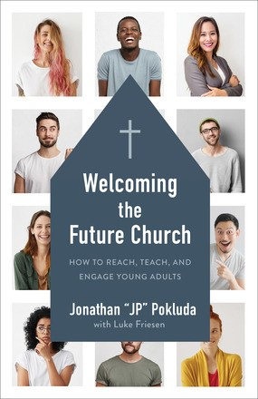 Welcoming the Future Church (Paperback)