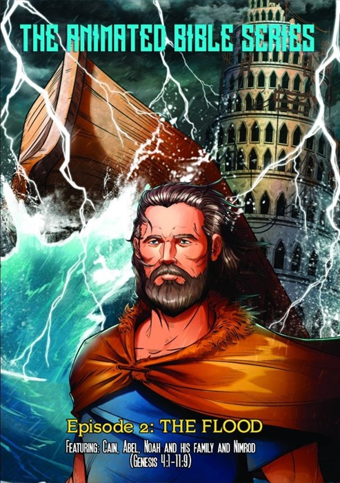 Animated Bible Series, Episode 2 DVD (DVD)