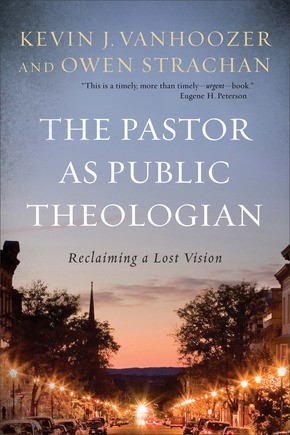 The Pastor as Public Theologian (Paperback)