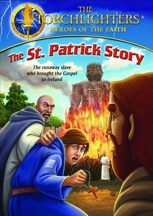 Torchlighters: The St Patrick Story DVD (DVD)