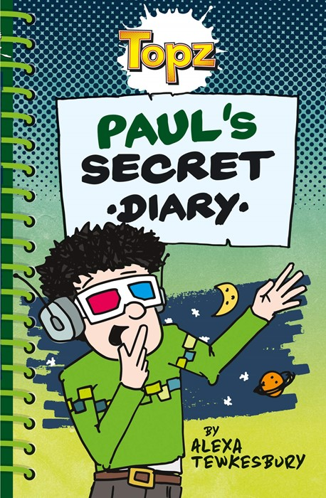 Topz: Paul's Secret Diary (Paperback)