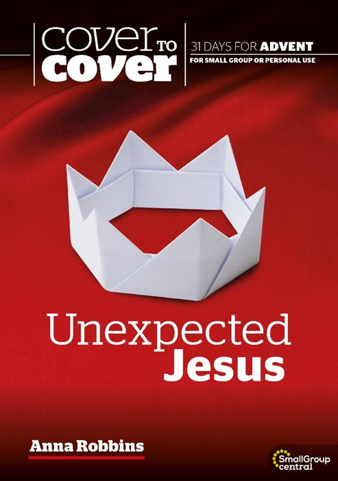 Cover to Cover Advent: Unexpected Jesus (Paperback)