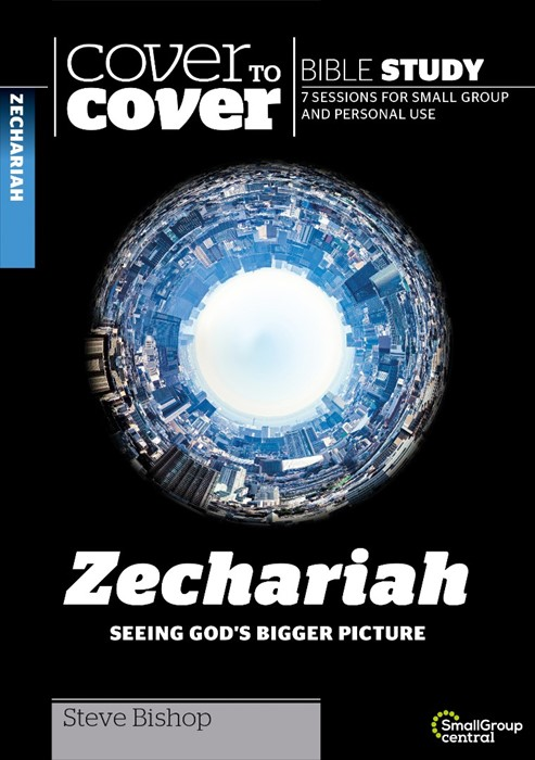Cover to Cover: Zechariah (Paperback)