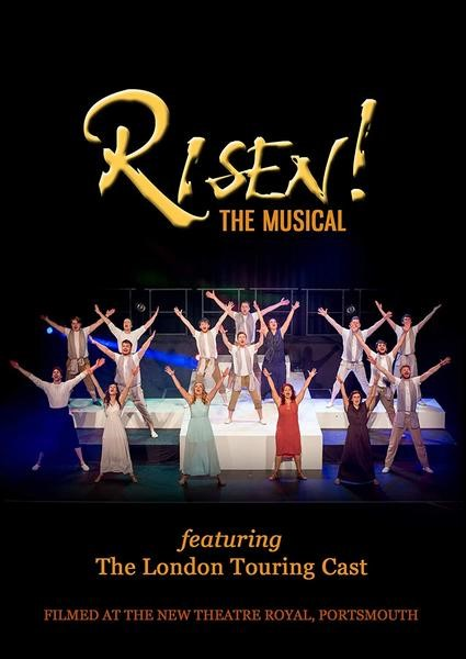 Risen! The Musical DVD (DVD)