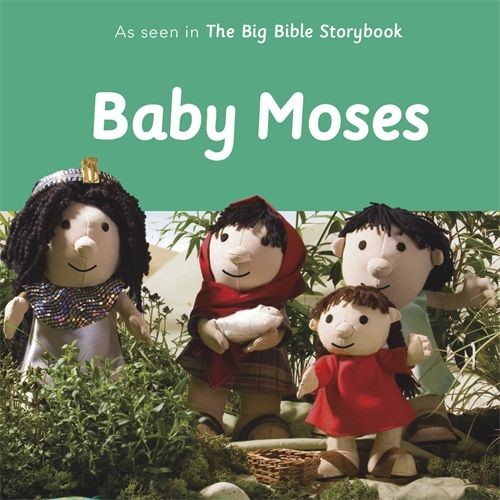 Baby Moses (Paperback)
