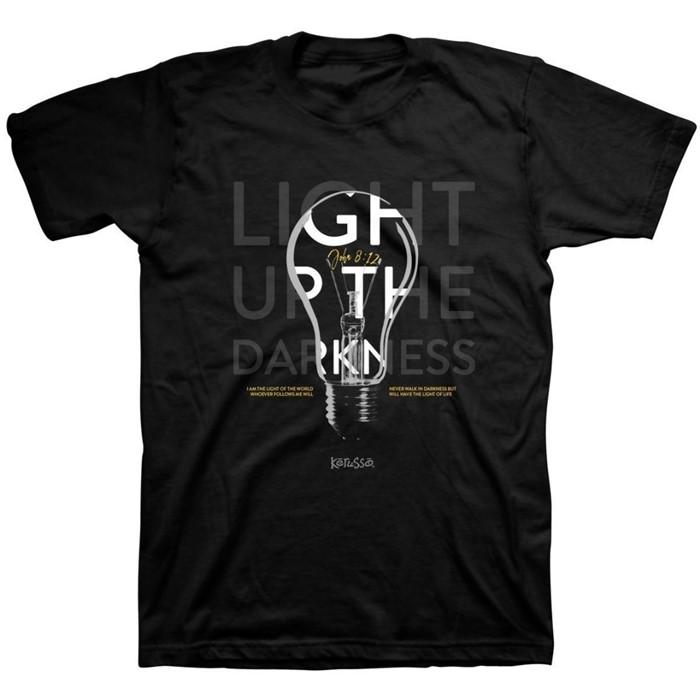 Light Up Your World T-Shirt, 2XLarge (General Merchandise)