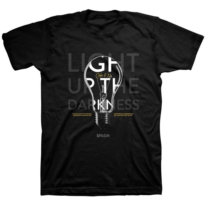 Light Up Your World T-Shirt, 4XLarge (General Merchandise)