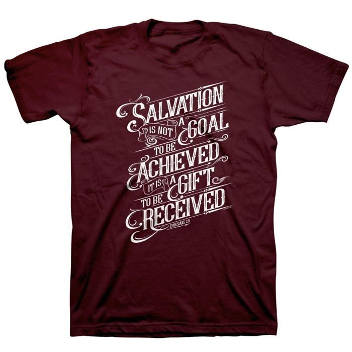 Salvation Gift T-Shirt, Large (General Merchandise)