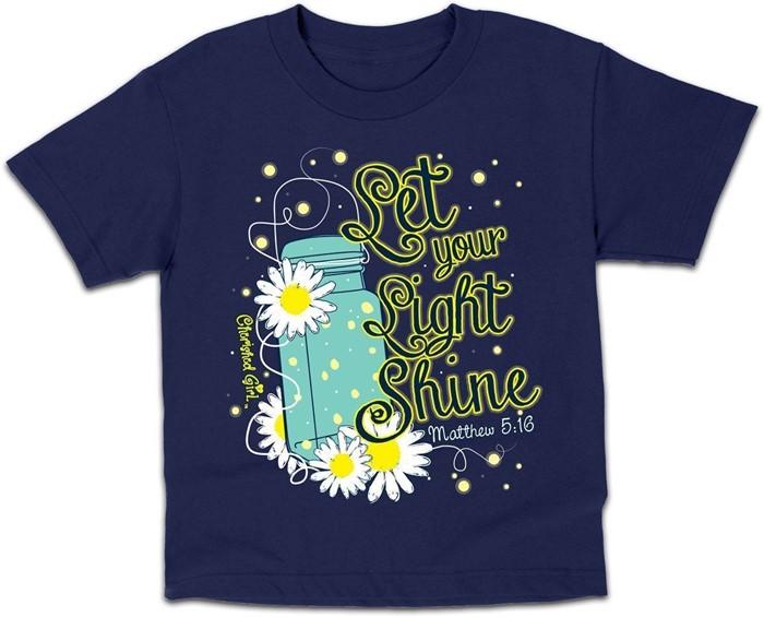 Lightning Bug Kids T-Shirt, Medium (General Merchandise)