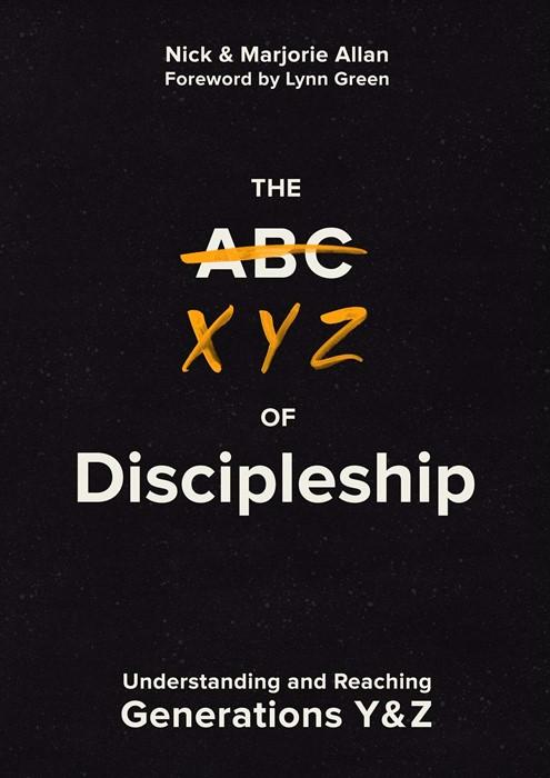 The XYZ of Discipleship (Paperback)