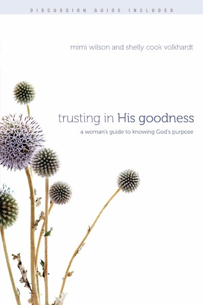 Trusting In His Goodness (Paperback)