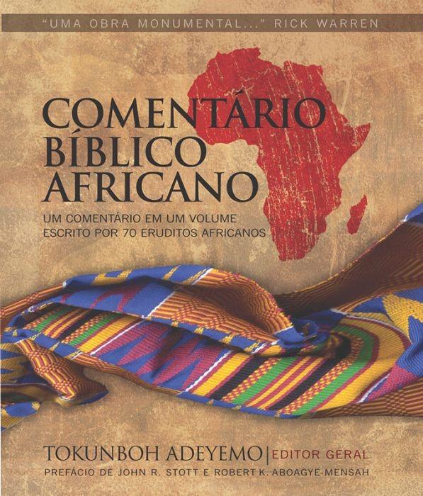 Comentário Bíblico Africano (Hard Cover)