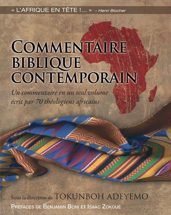Commentaire Biblique Contemporain (Hard Cover)