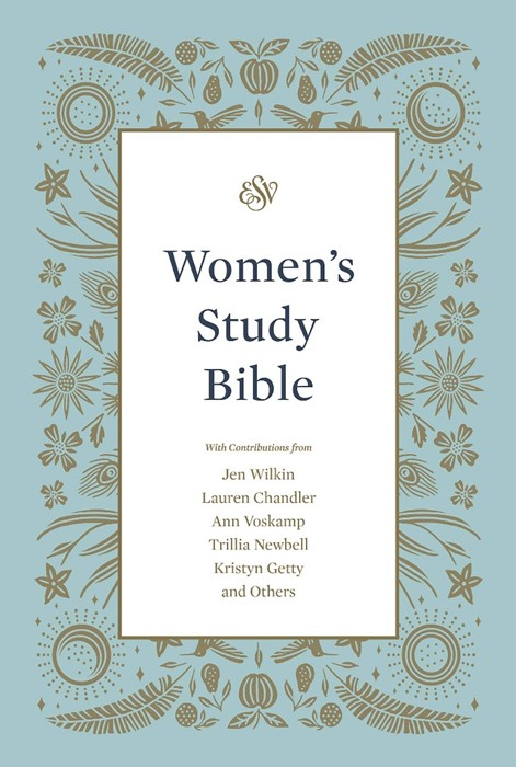 ESV Women's Study Bible (Hard Cover)