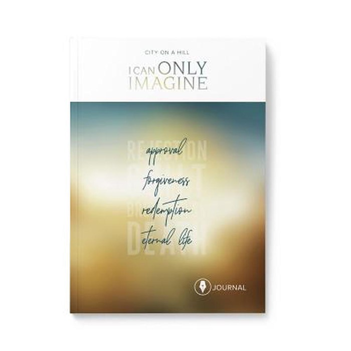 I Can Only Imagine Journal (Paperback)