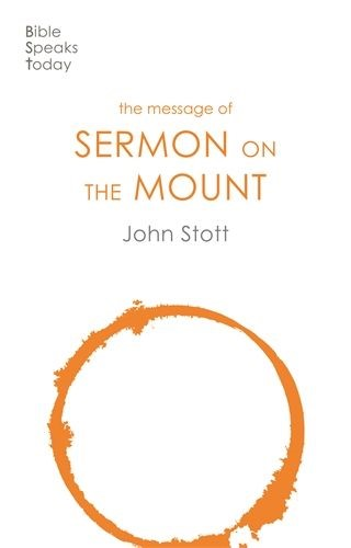 The BST Message of the Sermon on the Mount (Paperback)